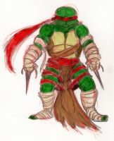 NuTMNT - Raph by HJTHX1138