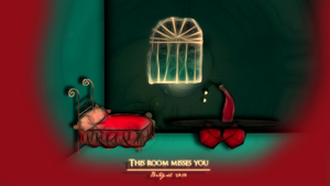 This room misses you2 by BetoGDL1