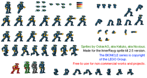Rayg Vortixx spritesheet by BlackMage1234