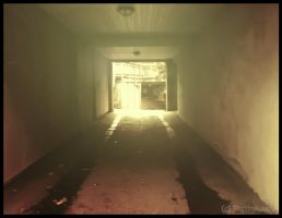 Light at the end of the tunnel by RoninAway
