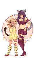 the mews r back in town by hellafish