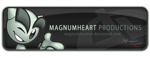 MAGNUMHEART PRODUCTIONS on DA by MAGNUMHEARTED