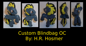 Custom Blindbag OC Star Bolt by Gryphyn-Bloodheart