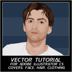 VectorTutorial for Illustrator by ChewedKandi