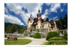 Peles Castle - I by DimensionSeven