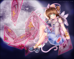 Sakura Card Captor by Wakki