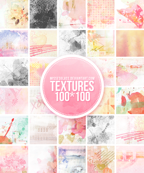 30 Icon Textures - 2012 by Missesglass