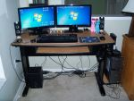 My Current Workstation by Game-BeatX14