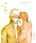 because youre beautiful by Sanzo-Sinclaire