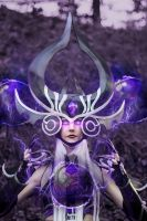 Syndra League of Legends by Baku-Project