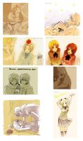 + APH Various Countries - BL + by goku-no-baka