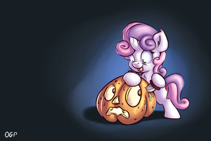 Pumpkin Slaughter by OneGutsyPony