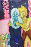 SU: What's the Use of Feeling Blue by Zeriphi