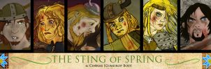The Sting of Spring by ch4rms
