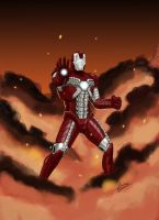 Iron Man Mark V movie by L85M