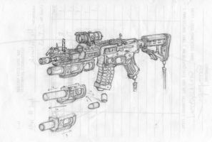011 Assault Rifle - Scope by ScopeSearch