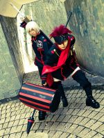 D.Gray-man +02+ by ashteyz