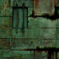 rust and green by incolorwetrust
