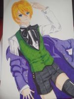 Alois Trancy by shinku2187