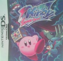 My First Kirby Game :D by DracoAsh