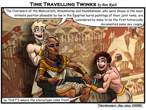 Time Traveling Twinks 03 by REBELComx