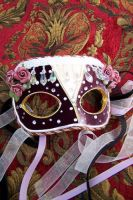 Wedding Mask by EnchantedMasquerade