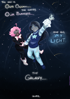 The Galaxy... ours. by Overshadowed