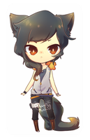 010 Ember Wolf (CLOSED) by PizzaHugs