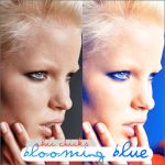Blooming Blue by Chic-Chick