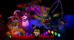 Thank you for 30 watchers! by FluffixFNaf91