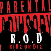 R.O.D - Ride or Die CD Cover by TLY88