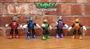 TMNT Lantern Corps by goose360