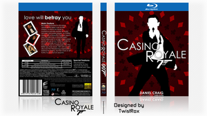 007: Casino Royale by TwistRox
