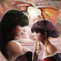 detail preview morrigan by ReevolveR