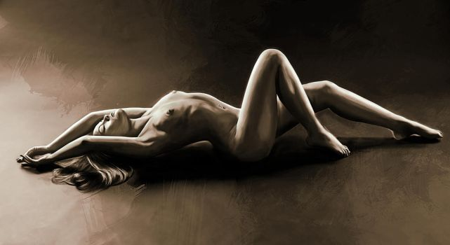 Naked beauty by Martaxrodriguez