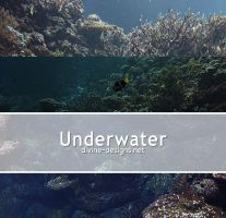 Underwater by TehAngelsCry