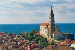 Beautifull coast of Slovenia by hobitek