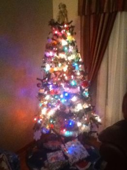 My tree by MARGO-was-here