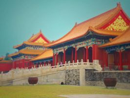 The Forbidden City .2 by demeters
