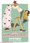 happy holidays 2014 by Peng-Peng