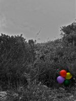 baloons by 31monkeys