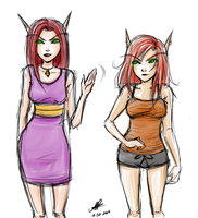 mir and cher by cretonne