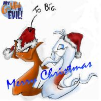 Merry Christmas to all by My-Goldfish-Is-Evil