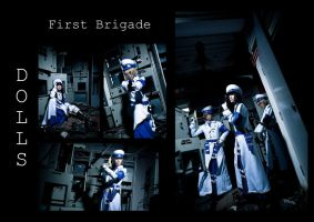 Dolls: First Brigade by zerartul