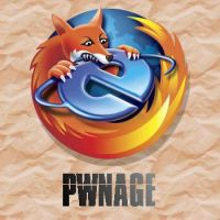 Firefox Eating IE: Avatar by sunnybacon