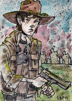 Carl Grimes by SpencerPlatt