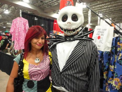 FSC 2011 Jack and Sally by LunaBell
