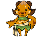Goron Dinx by The-Knick