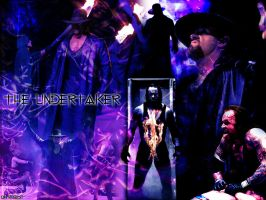 Undertaker Wallpaper by AISTYLES