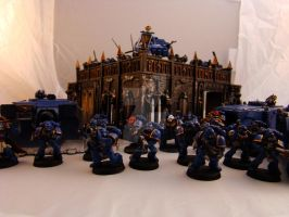Ultramarines .1 by Guardian0660